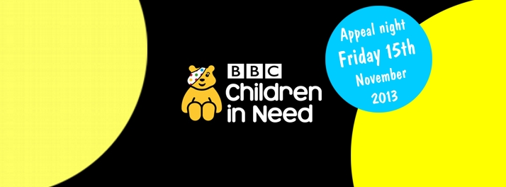 Children In Need 2013 (Testimonial)