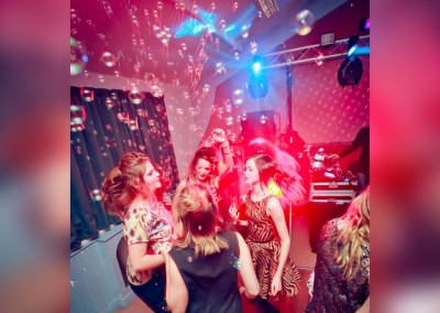 Bubble Machine Hire | ©Streetbeat Disco