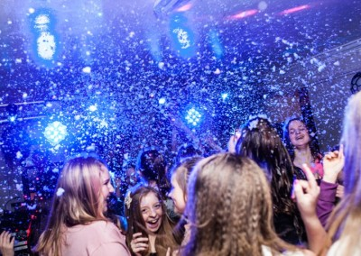 Snow Machine Hire | ©Streetbeat Disco