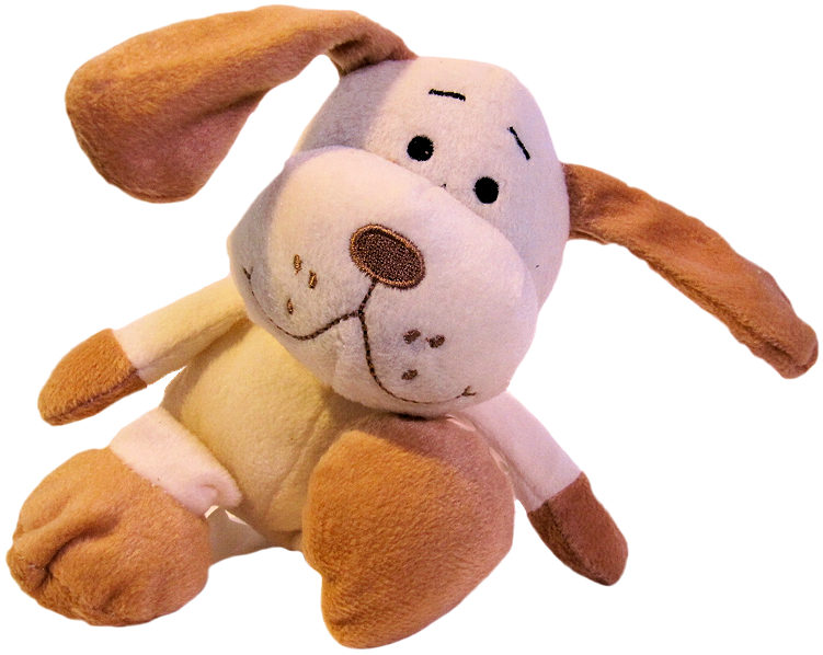 Example Prize: Cuddly Toy