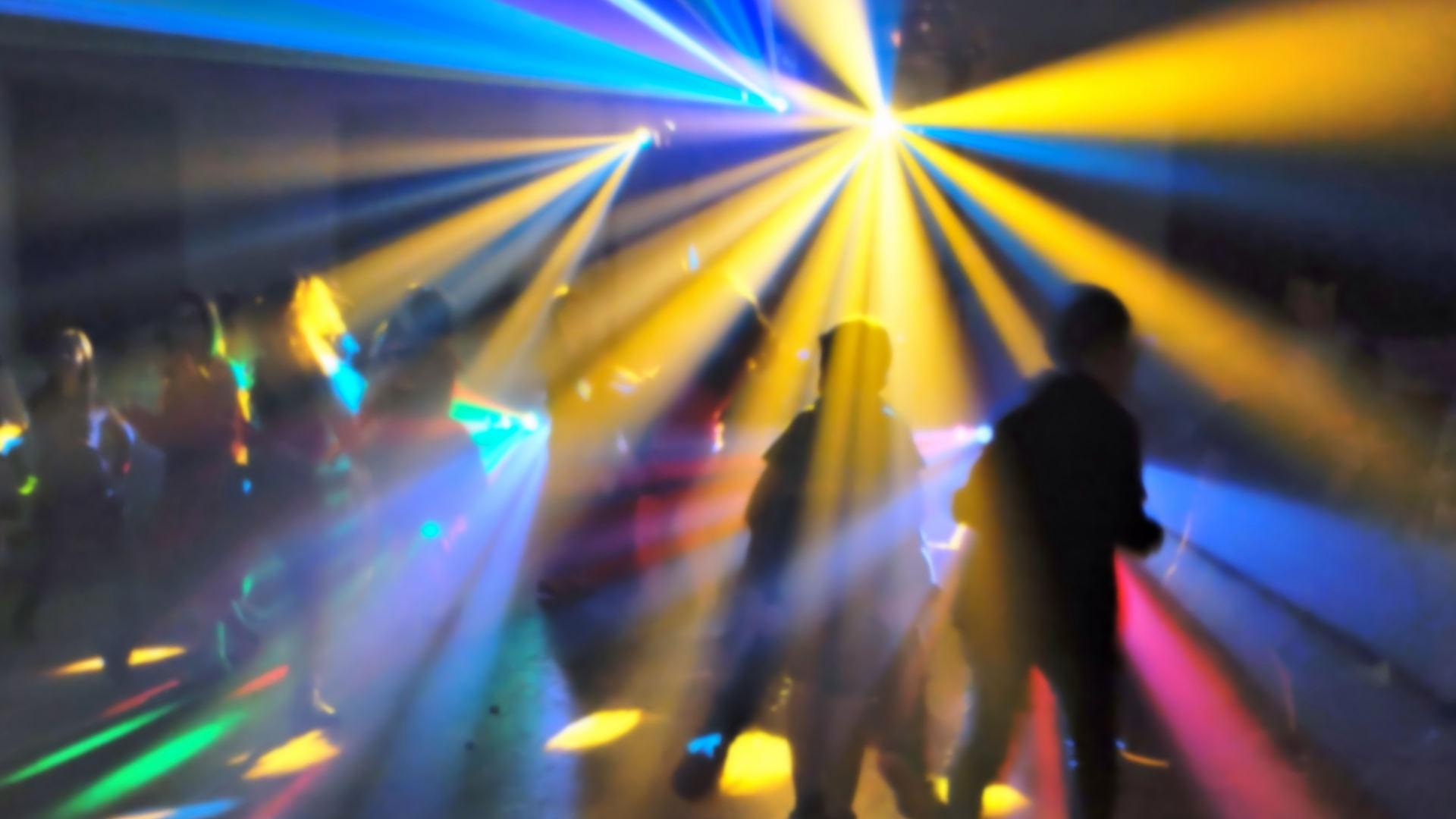Kids Disco Scene